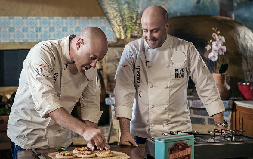Conoce a los hermanos Rausch, chefs colombianos que cocinan con causa
