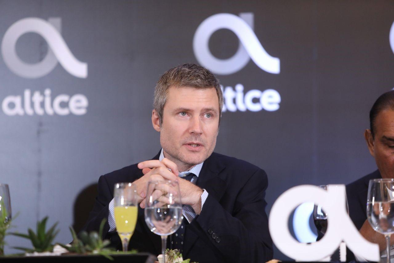 Altice anuncia nuevas inversiones en República Dominicana