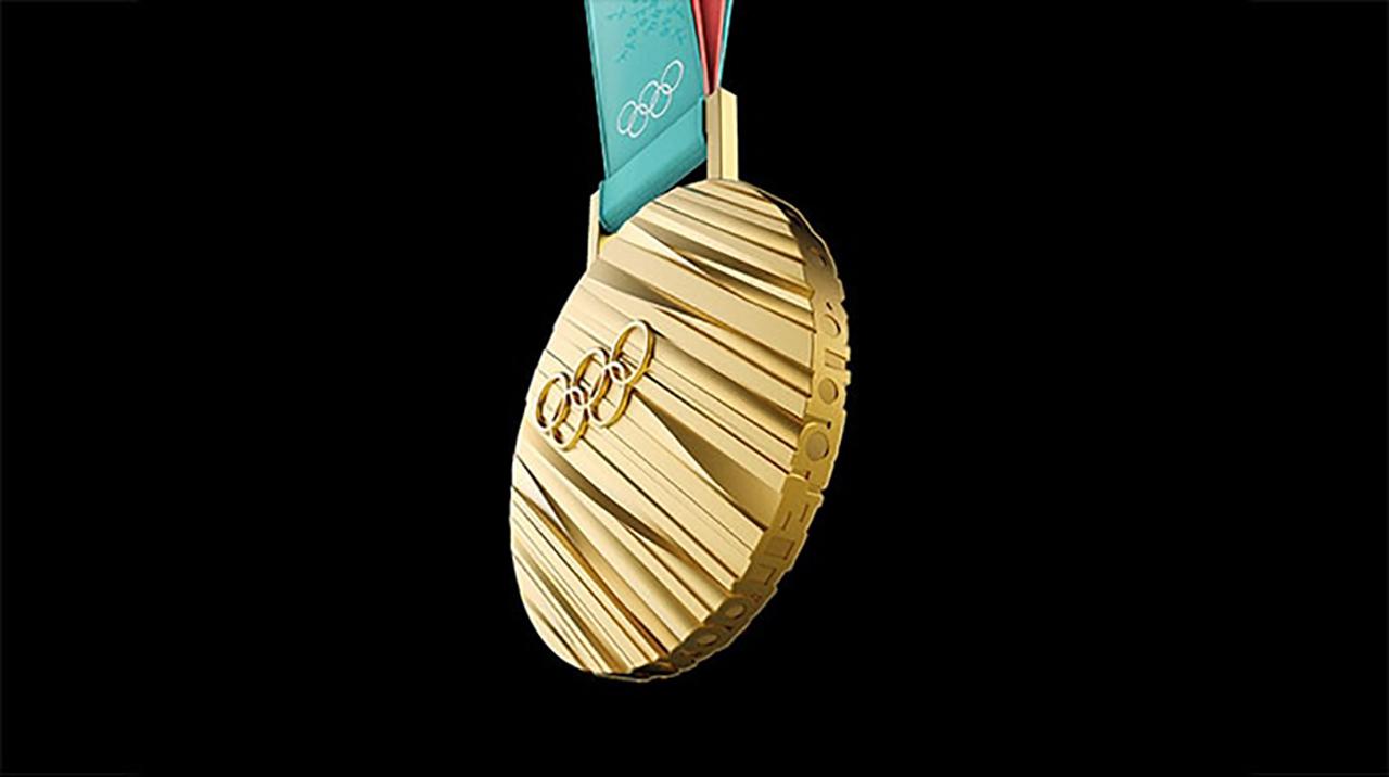 ¿Sabes cuánto oro hay en una medalla olímpica? Aquí te lo decimos