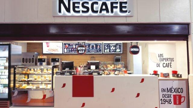 Resultado de imagen para cafeterias nescafe en la ciudad de mexico fotos