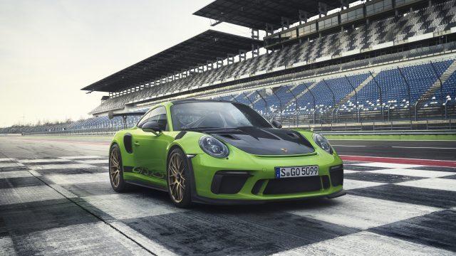 Porsche en el Gran Salón del Automóvil