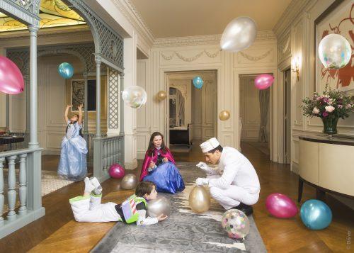 Solo para fans de Disney: disfruta un hospedaje de ensueño en París