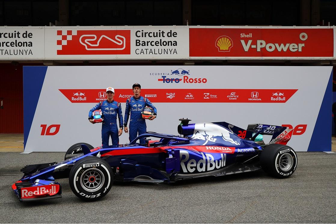 Red Bull Honda Fórmula 1