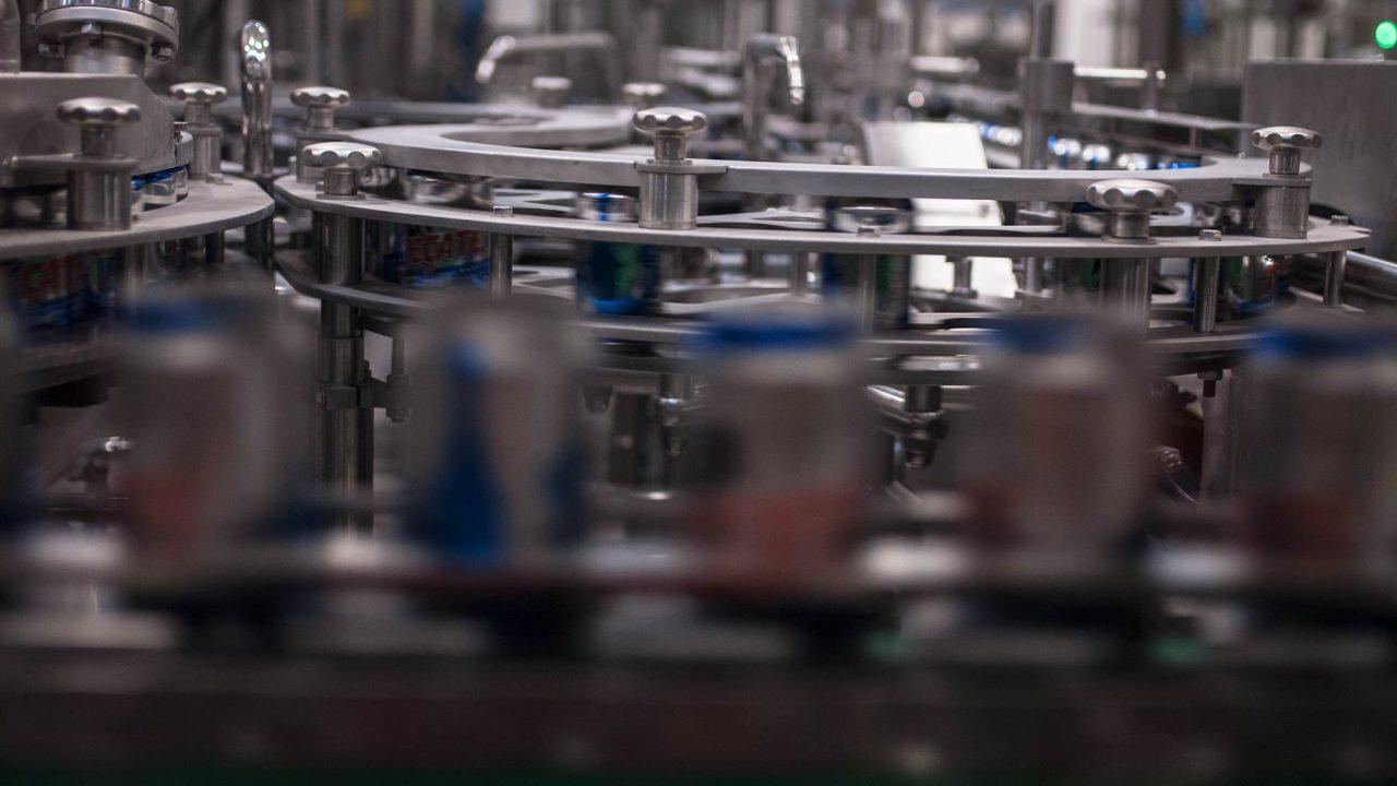 Línea de producción en la planta. (Foto: Angélica Escobar).