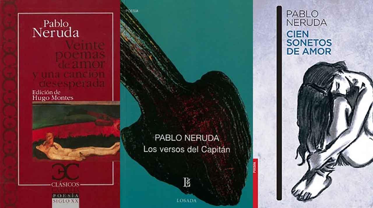 Este 14 de febrero ama a versos con la ayuda de Neruda