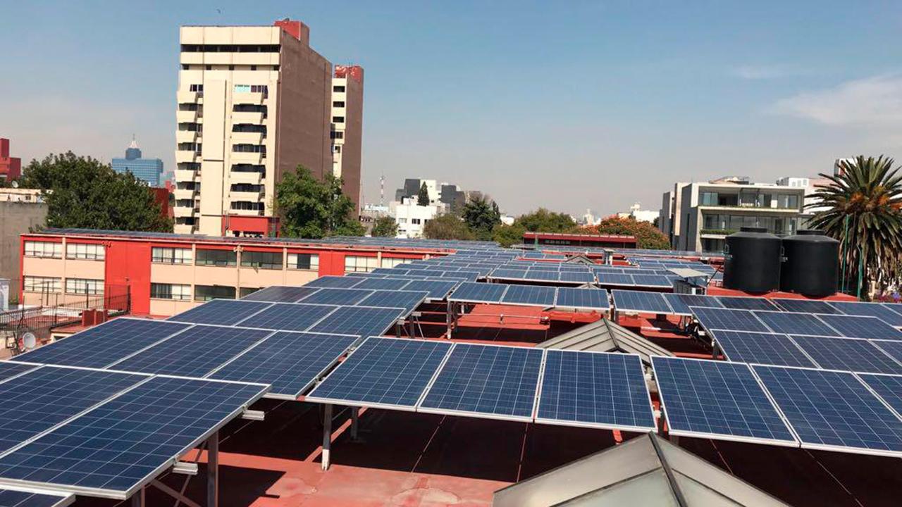 Gobierno capitalino presenta el Programa Ciudad Solar