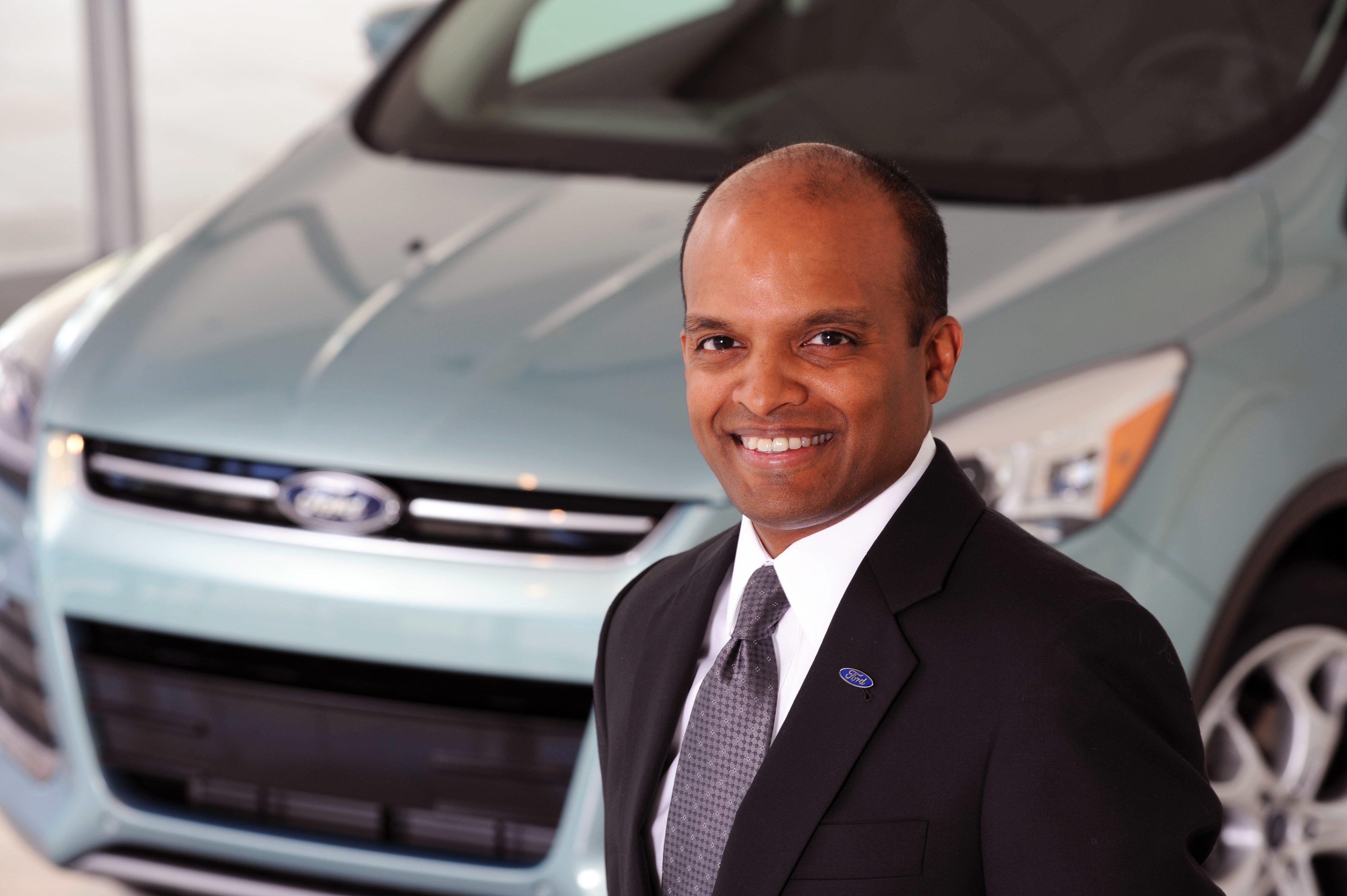 Ford despide a su director de Norteamérica por comportamiento inadecuado