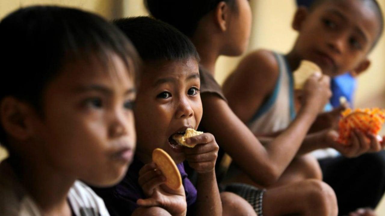 En peligro de desnutrición 6.7 millones de niños por pandemia: Unicef