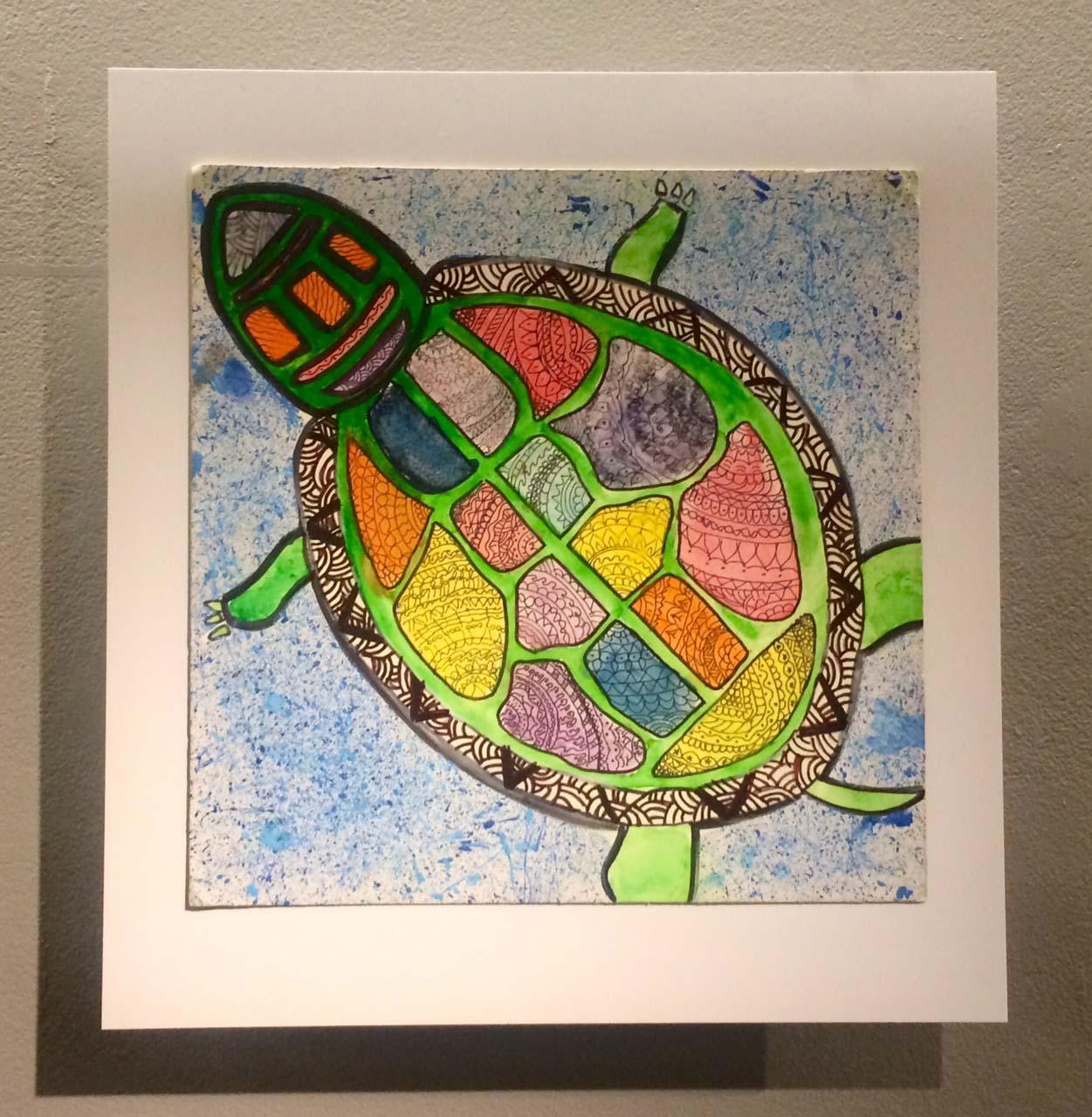 Museo Soumaya, pequeñas navegantes, arte, tortuga