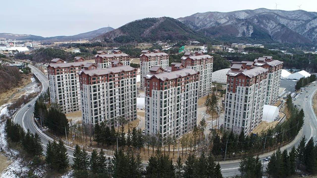 Así se vive un día en la Villa Olímpica de PyeongChang 2018