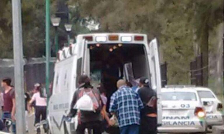 Reportan dos heridos por disparos en Ciudad Universitaria