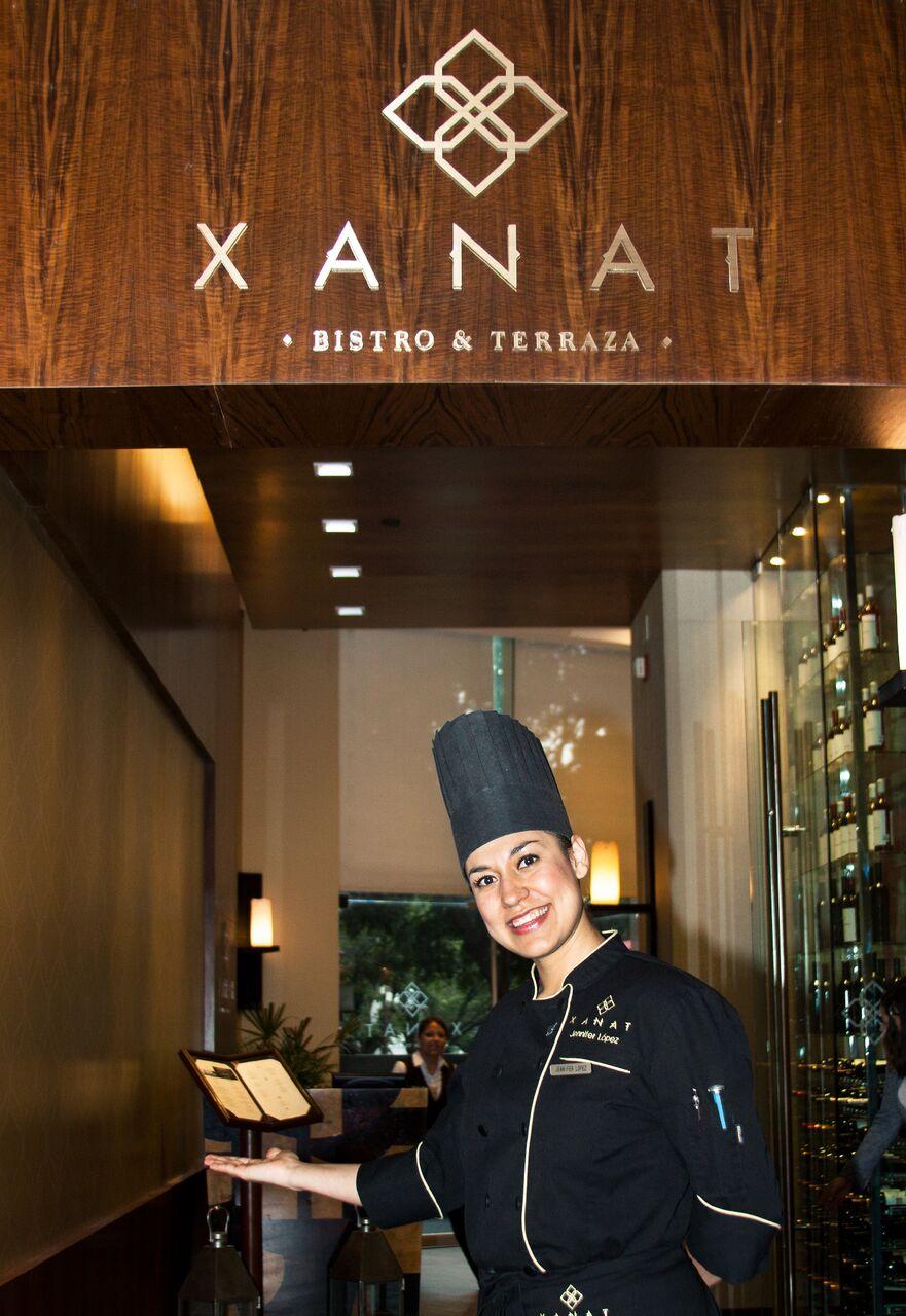 JW Marriott, Día de San Valentín, cena, gourmet, lujo, Xanat, 14 de febrero