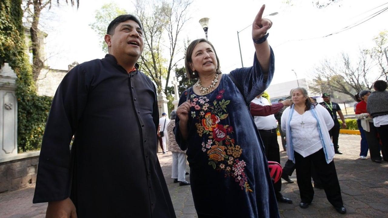 Xóchitl Gálvez deja la Miguel Hidalgo y va por una senaduría