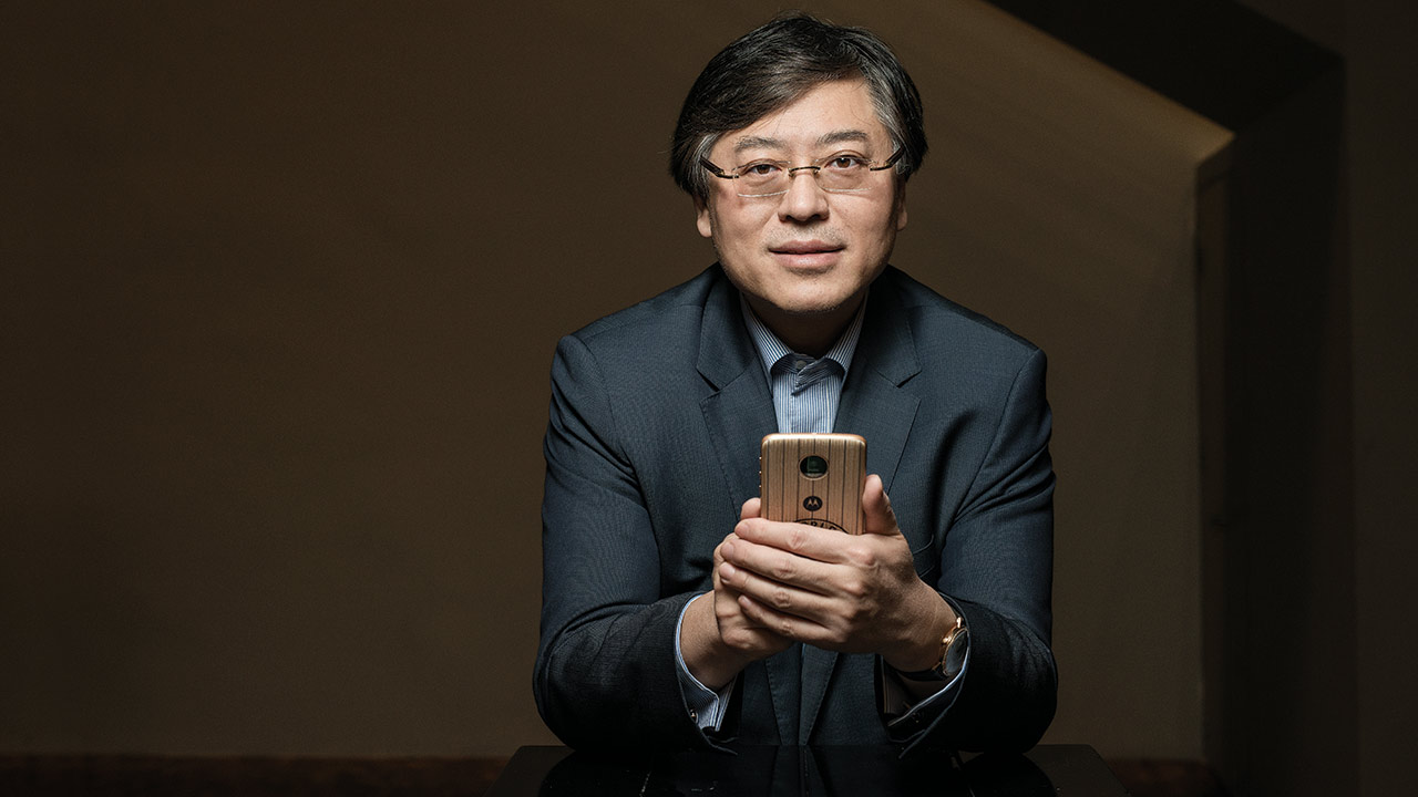 EXCLUSIVA | El plan del CEO de Lenovo para conquistar el mercado