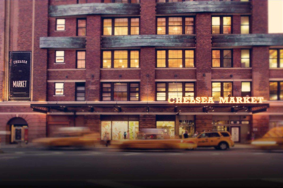 Google compraría el legendario Chelsea Market de NY