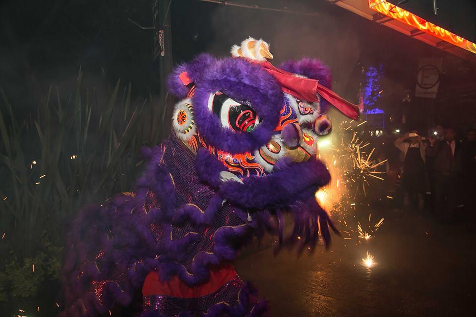 Festeja el Año Nuevo Chino en la Ciudad de México