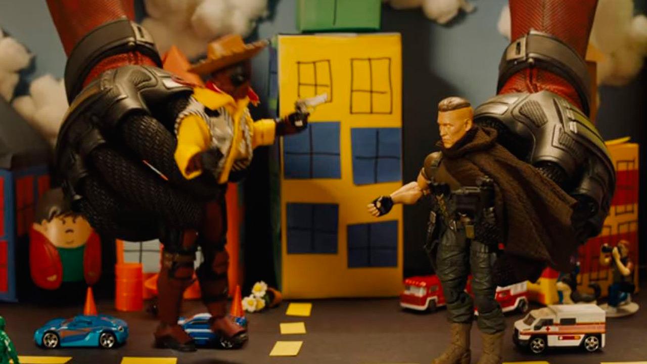 Deadpool y Cable se 'enfrentan' en el nuevo tráiler de su secuela