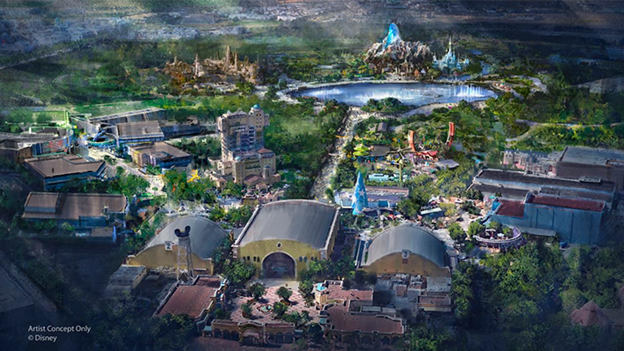 Disney expandirá su parque en París; sumará áreas de Star Wars y Marvel