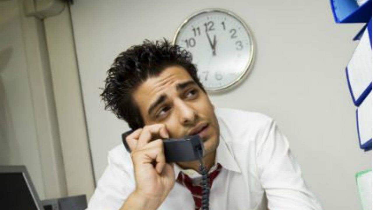 ¿Qué hacer con el trabajo en una crisis personal?