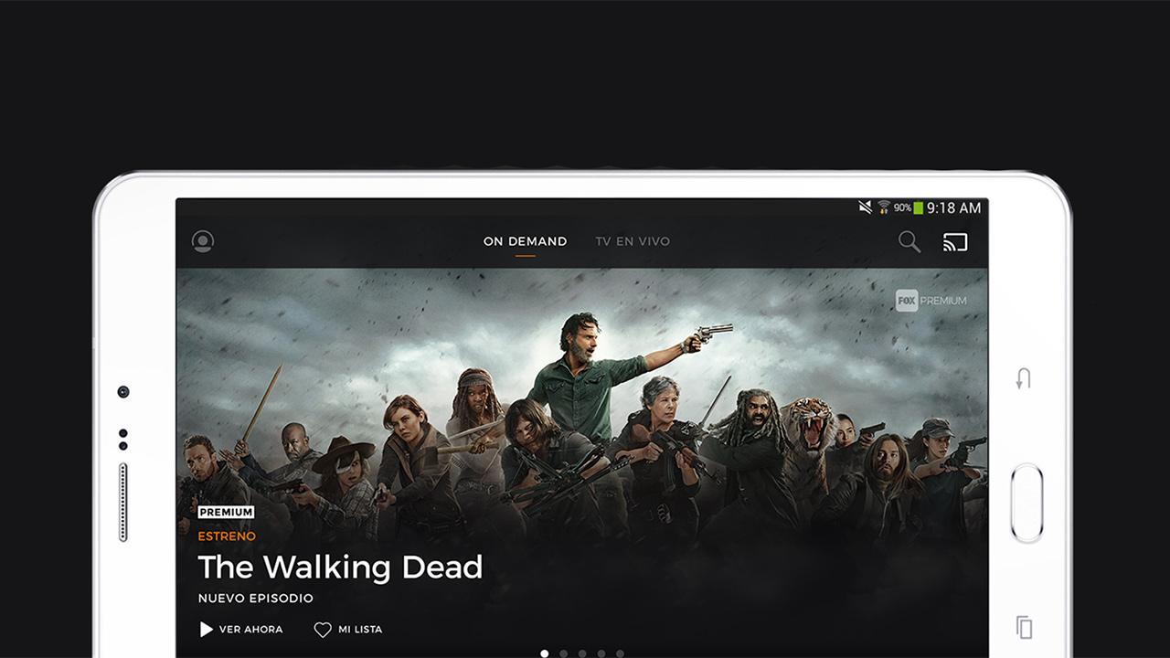 Fox lanza app para competir con Netflix y HBO