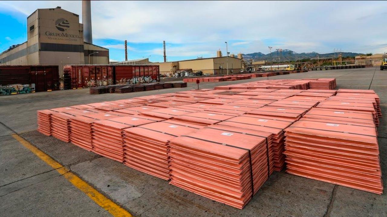 Grupo México controlará las mayores reservas de cobre en el mundo