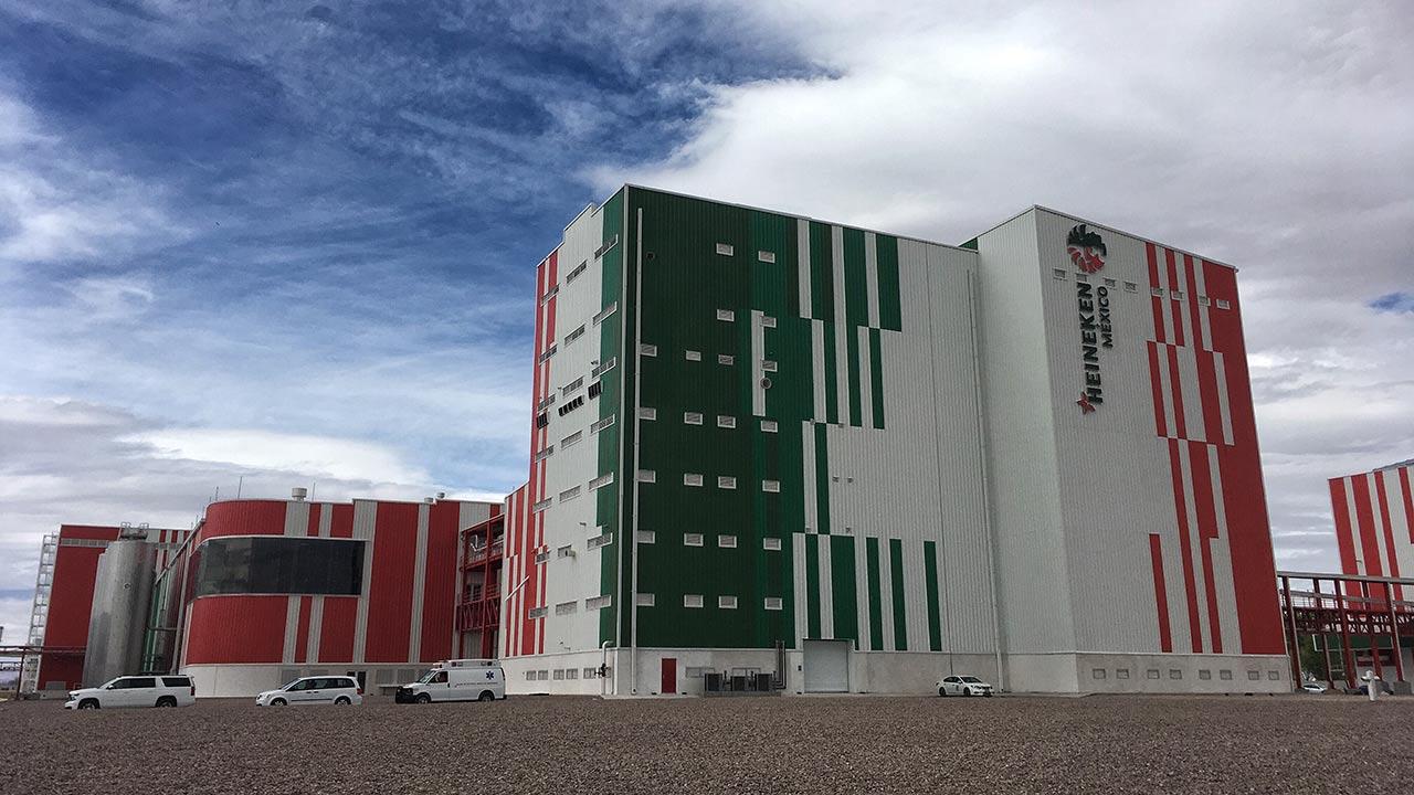 Heineken enviará cerveza mexicana a EU desde Chihuahua