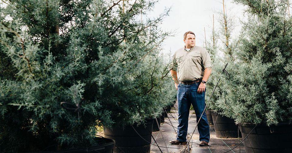 Este emprendedor hace 120 mdd al año sembrando árboles