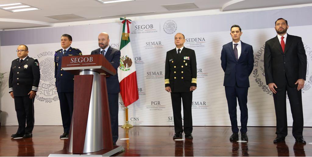 """Detienen al  """"Z-43"""" en la Ciudad de México"""