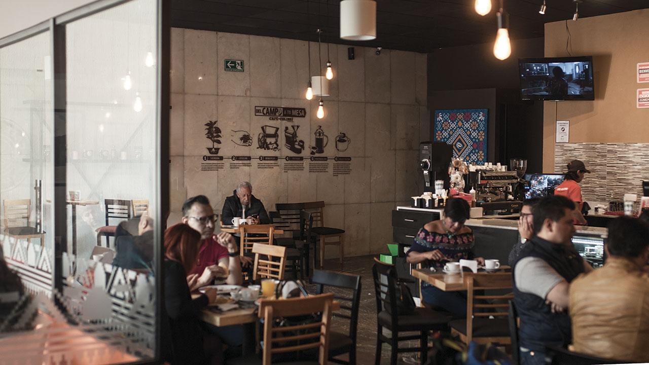 Café Colibrí, una franquicia social en pleno vuelo