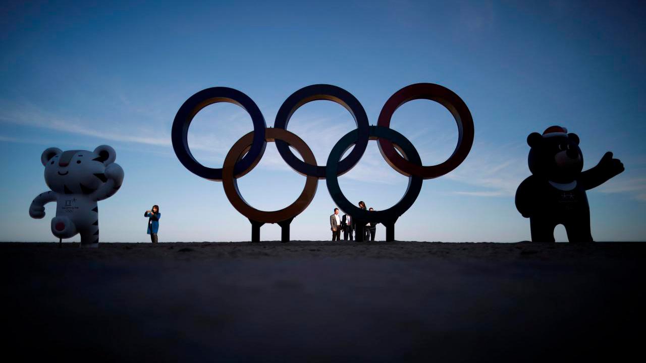 El COI nunca se imaginó la olimpiada más gélida