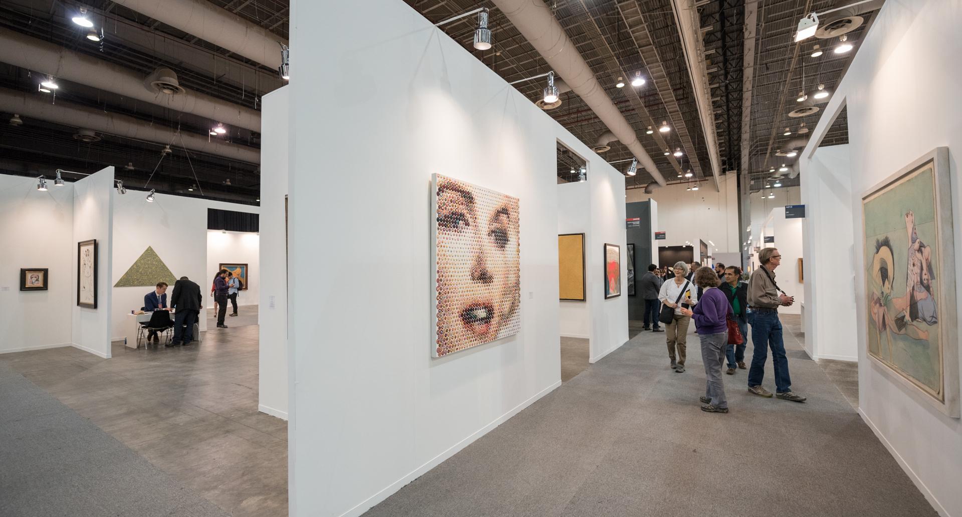 Zona Maco, 15 años de ser epicentro del arte contemporáneo