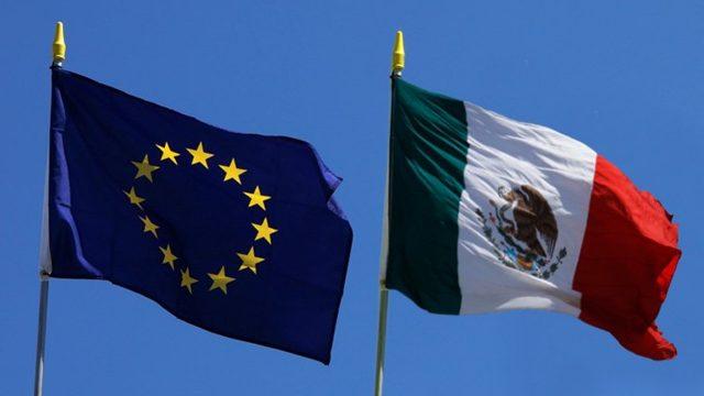 Unión Europea-México-UE