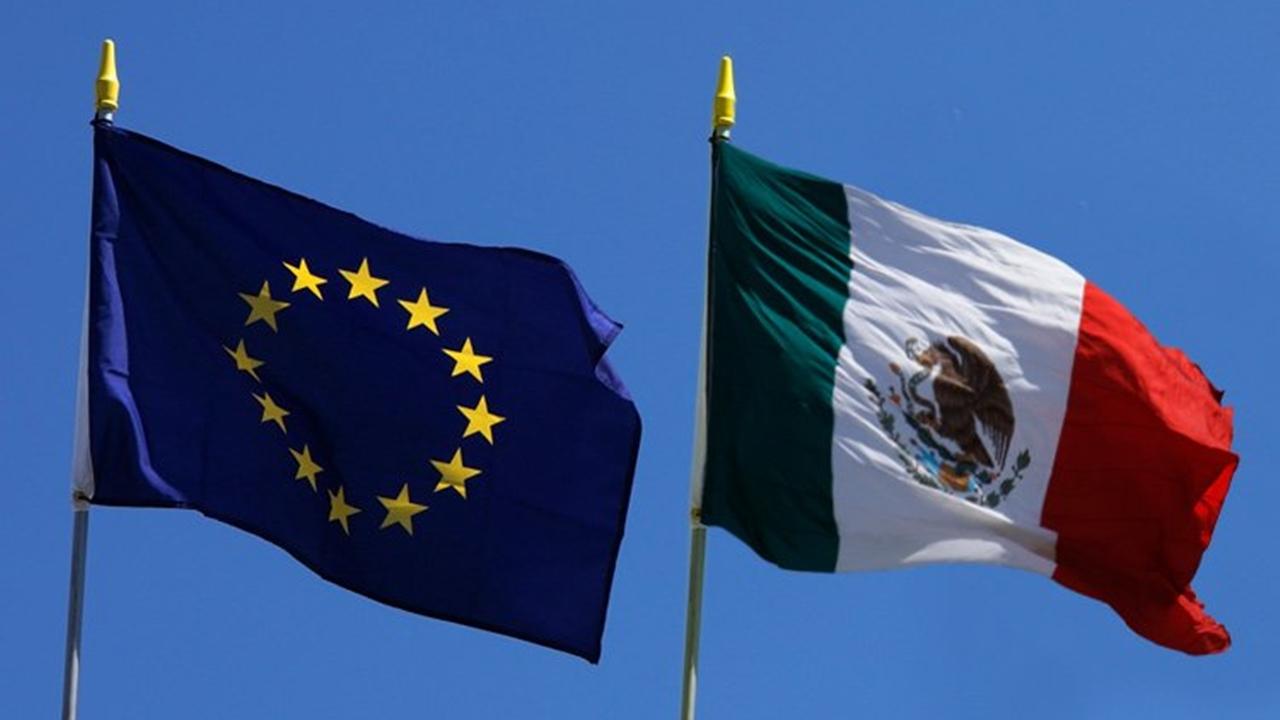 Parlamentarios europeos piden agilizar firma del acuerdo global con México