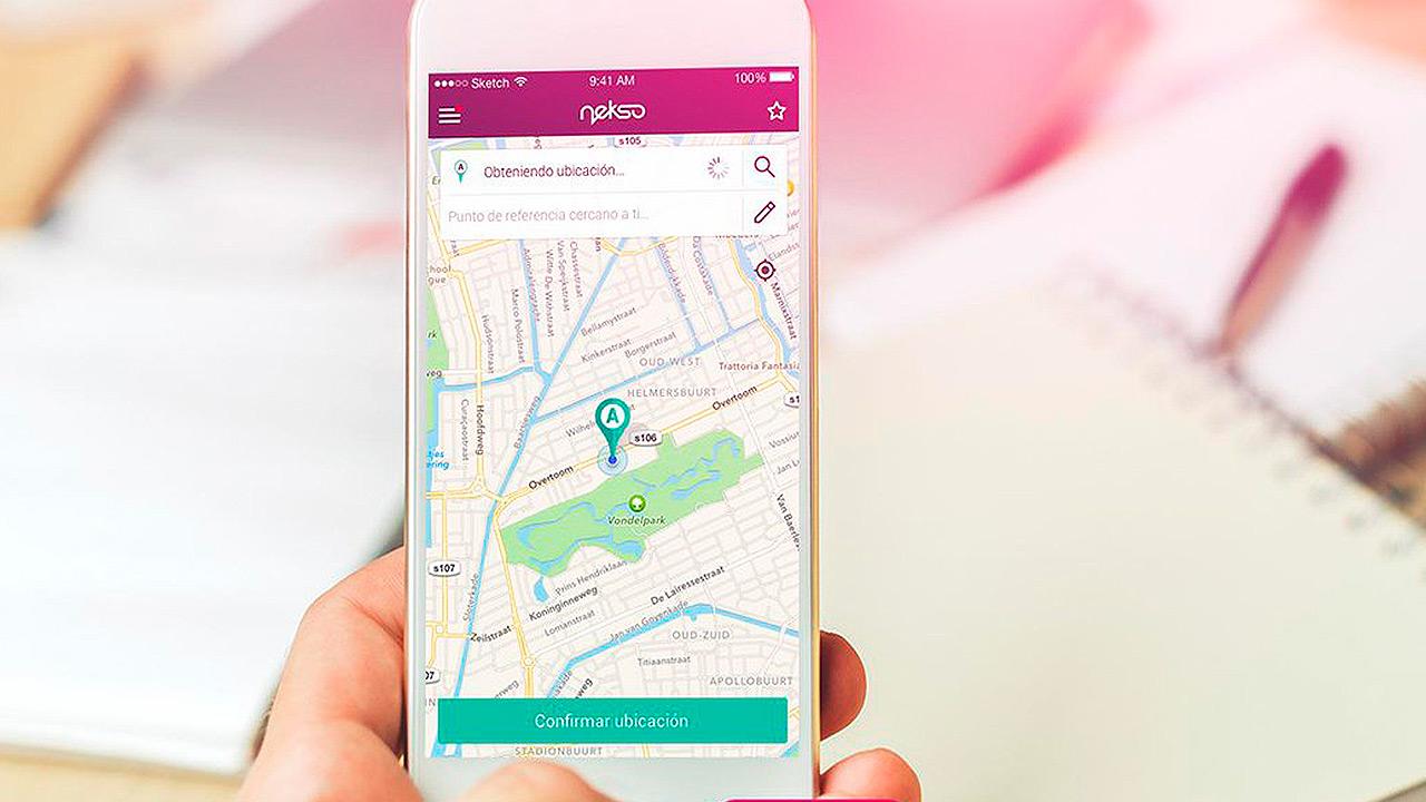 Taxistas se modernizan para competir con Uber: lanzan Nekso