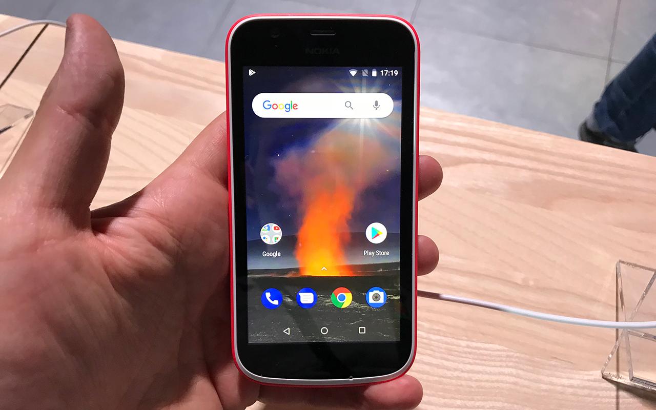 """nokia1 1 - Nokia resucita al 8810, el teléfono de """"Matrix"""""""