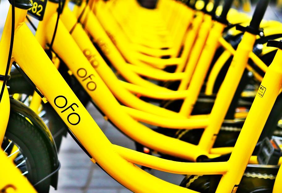 La empresa china Ofo quiere (y puede) traer 200,000 bicicletas a la CDMX