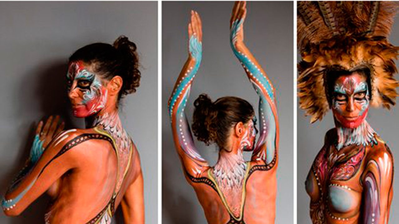Inspiradora terapia artística para pacientes con cáncer de mama