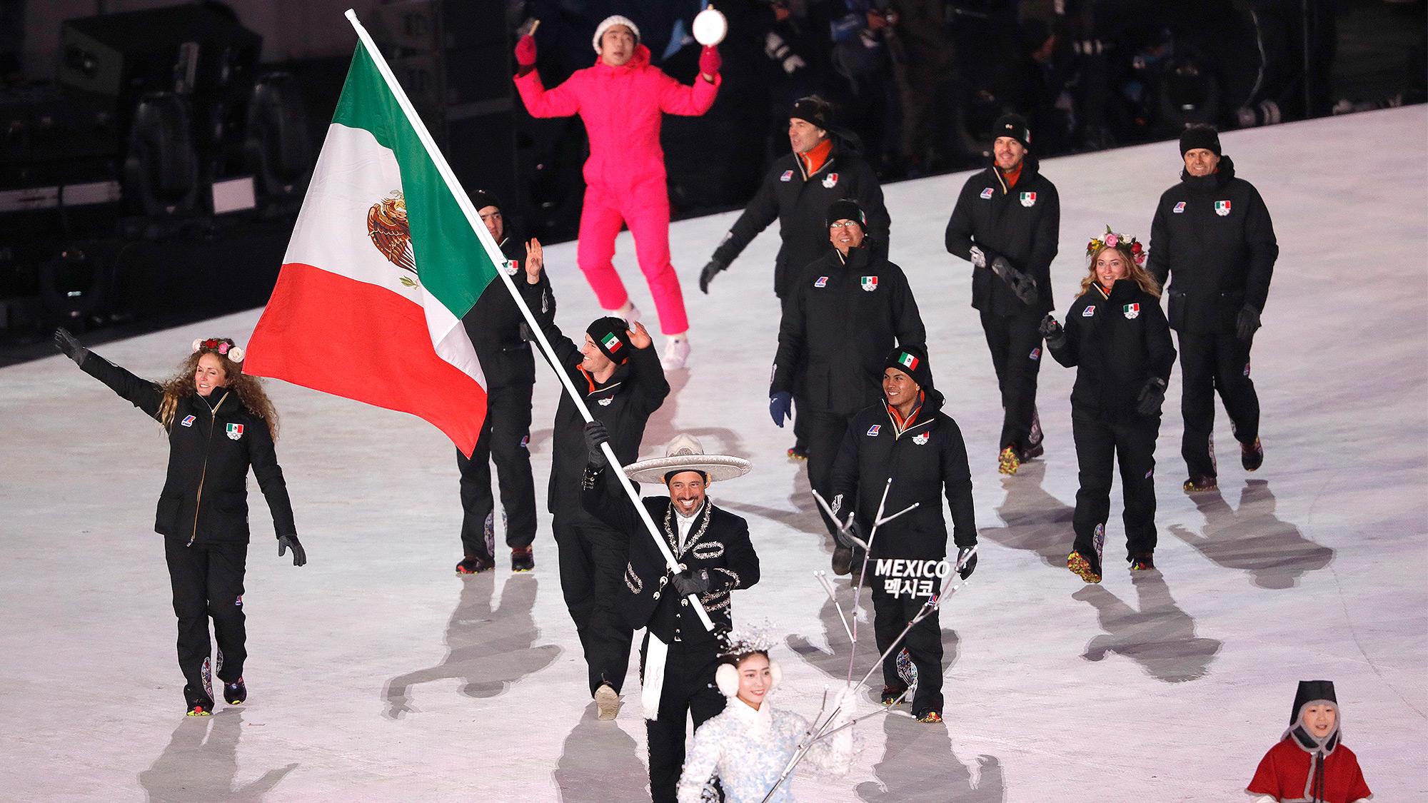 Éstos son los mexicanos que compiten en los Olímpicos de Invierno