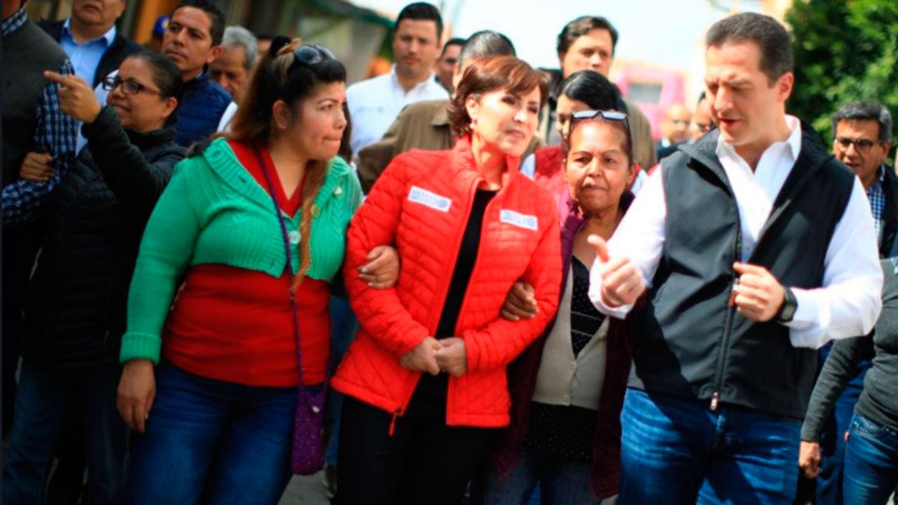 Ricardo Monreal plantea citar a comparecer a Rosario Robles