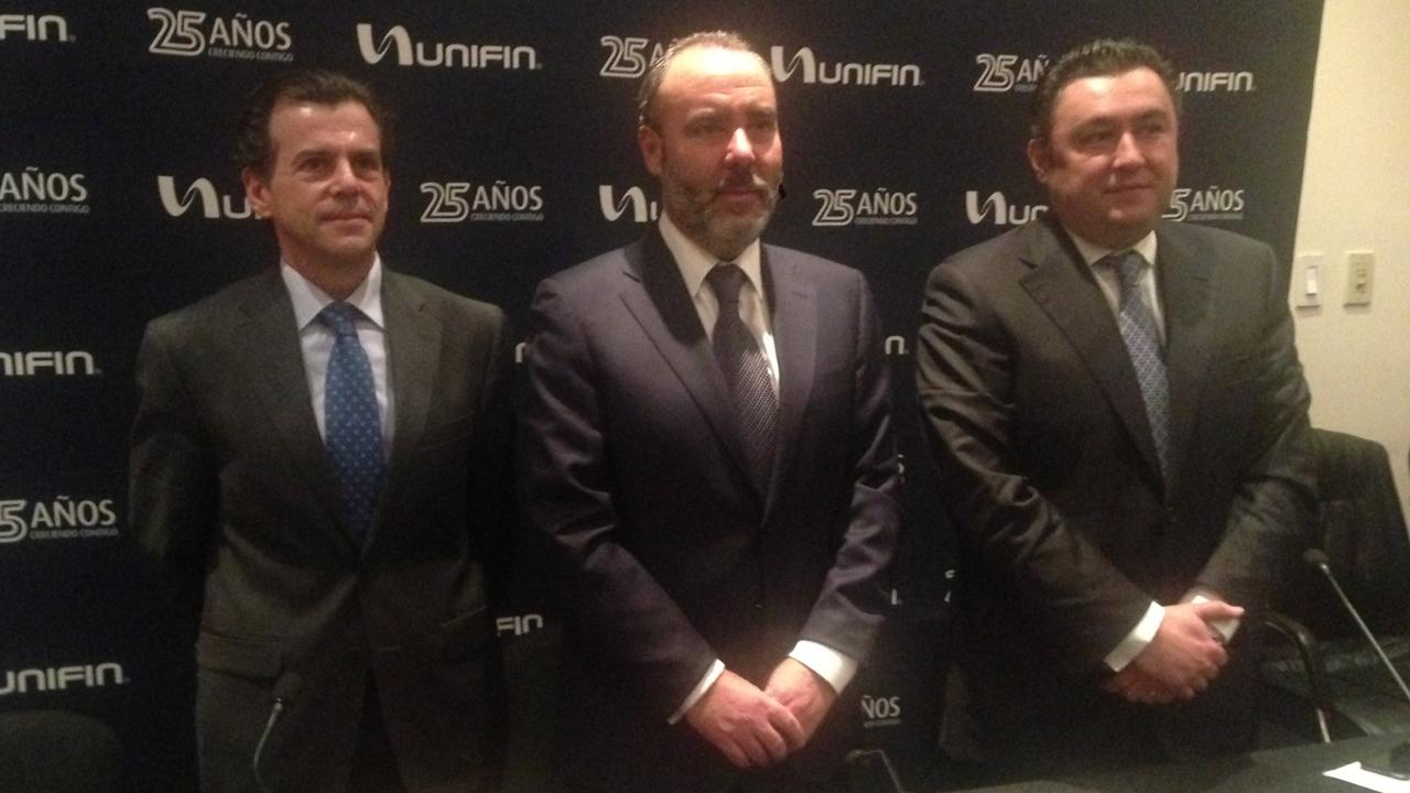 Unifin se enfoca en su crecimiento; quiere duplicar su tamaño en 3 años