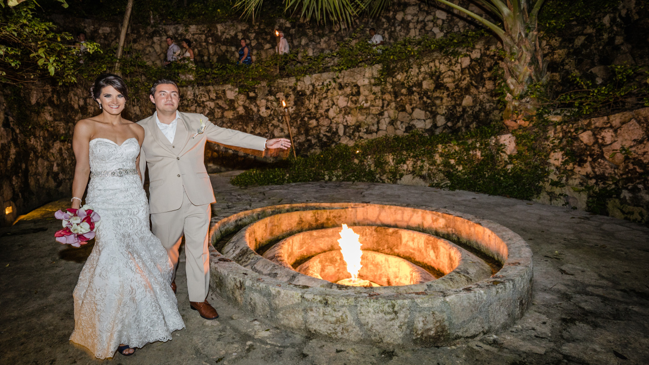 Amor, el paraíso y la eternidad: tu boda ideal está en Xcaret