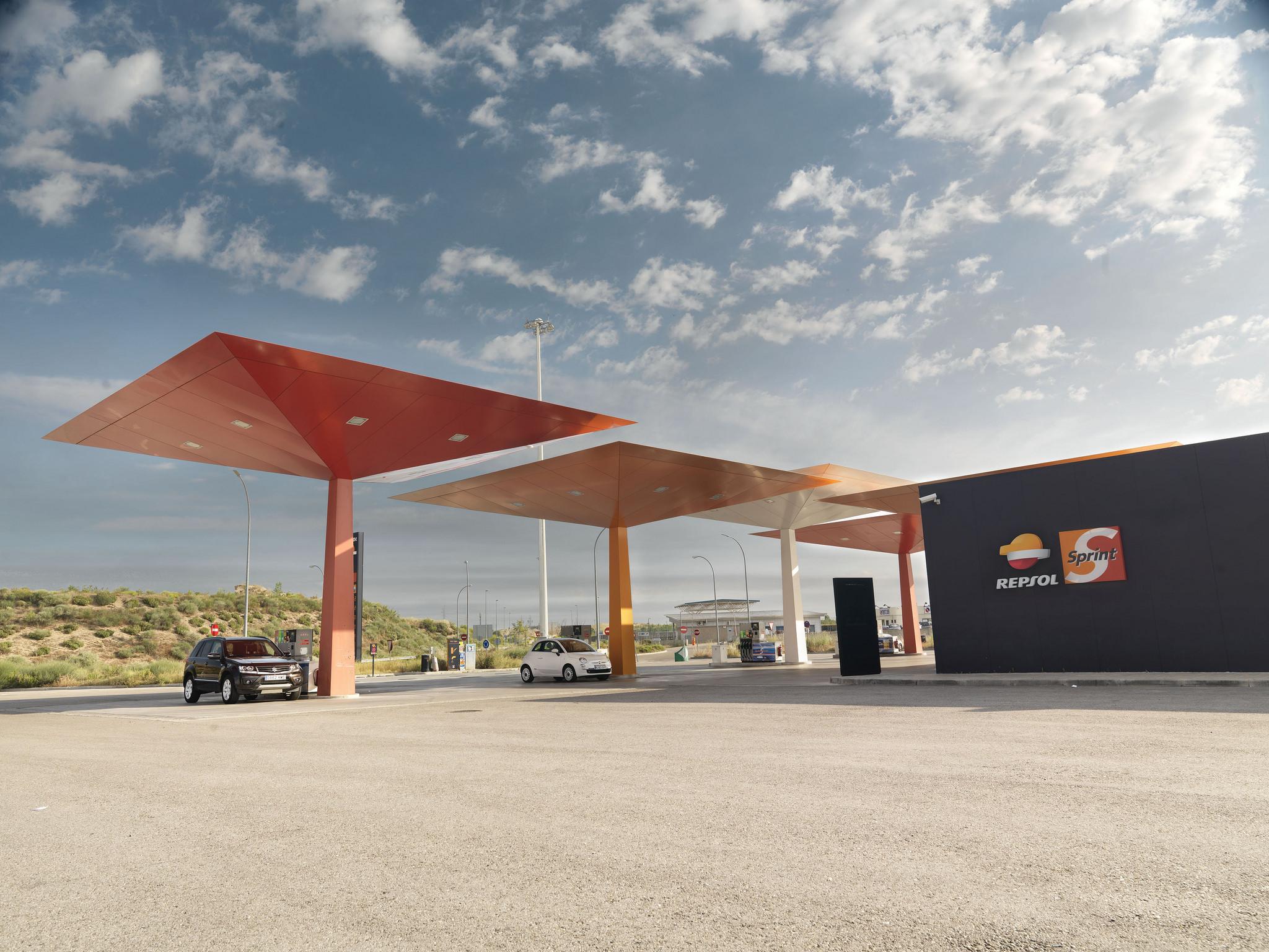 Repsol inaugurará su primera gasolinera en México el 12 de marzo