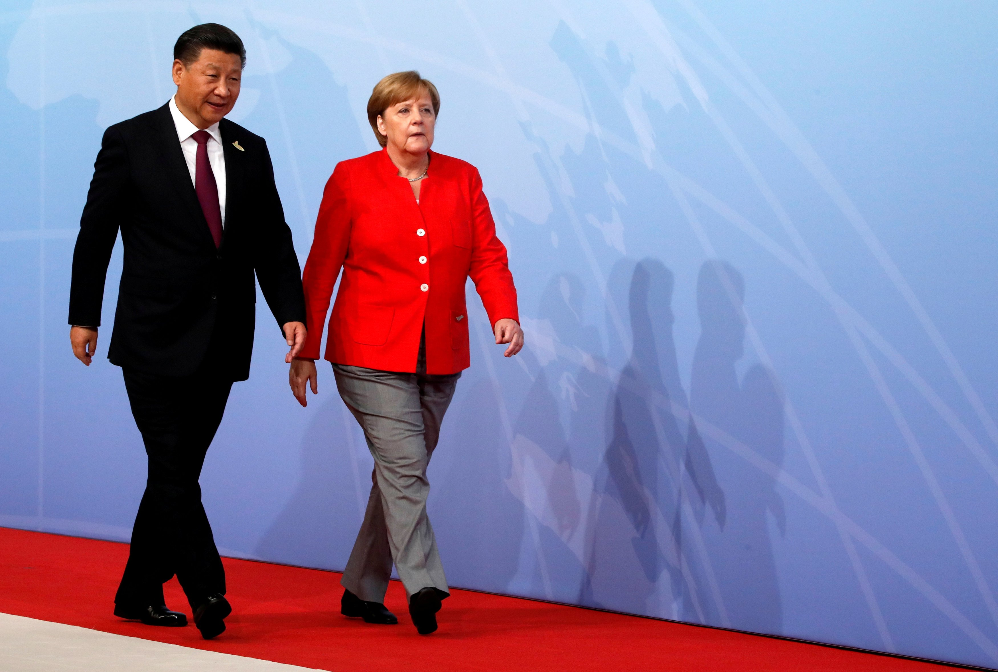 Alemania y China discutirán exceso de capacidad en acero en el G20