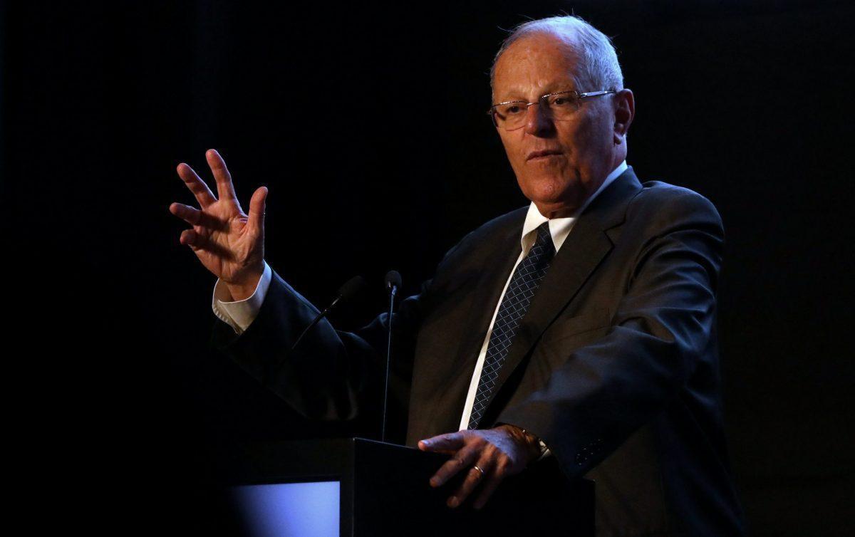 Presidente peruano usó firma offshore para eludir impuestos en EEUU