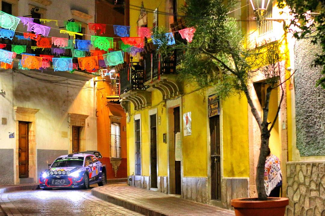 El Rally de Guanajuato llena de adrenalina -y millones de pesos- al Bajío