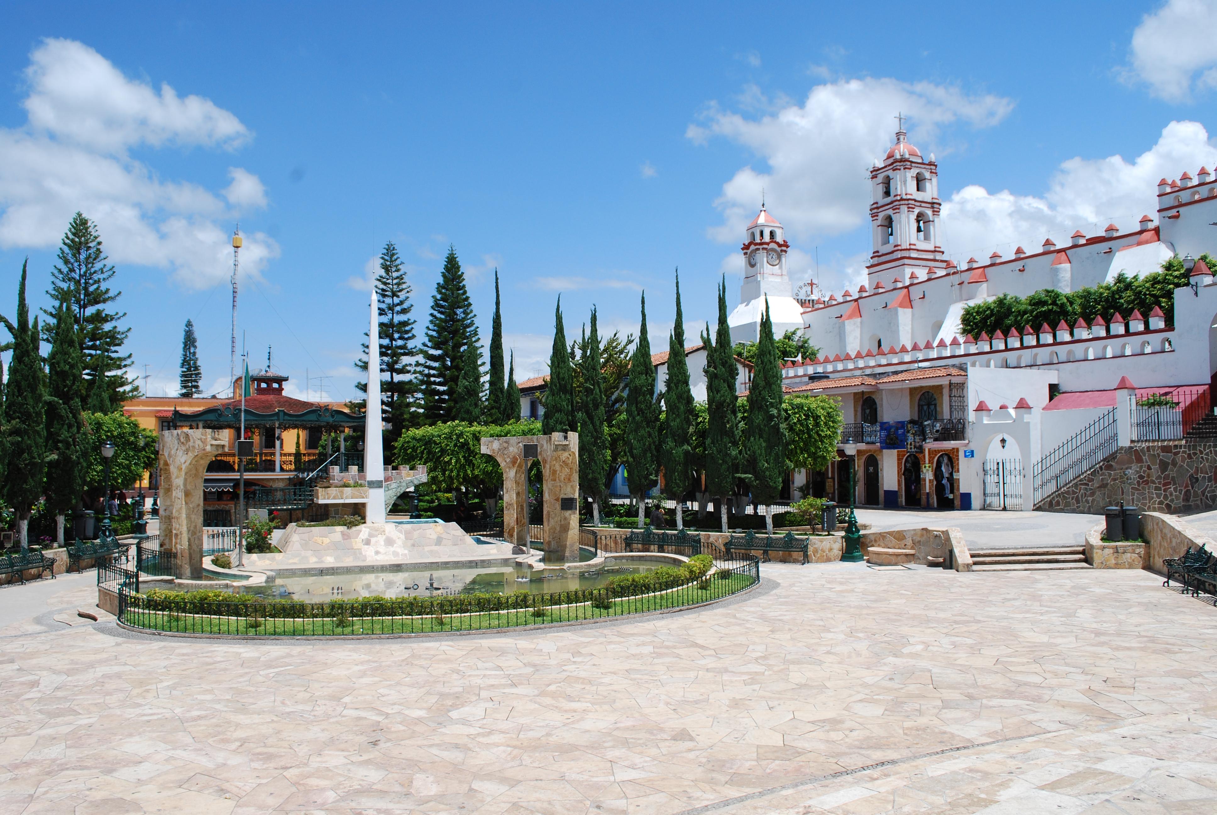 Pueblo Mágico, Ixtapan de la Sal, turismo