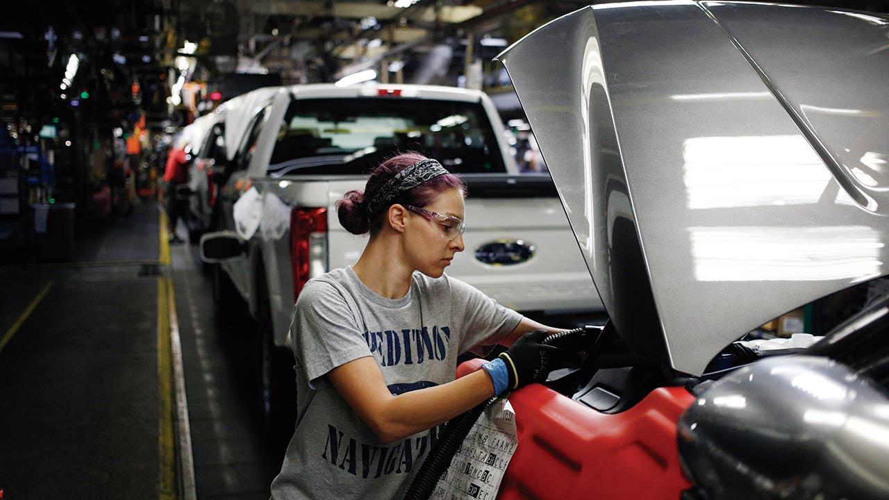 Ford recortará 10% de su plantilla por una reestructuración global