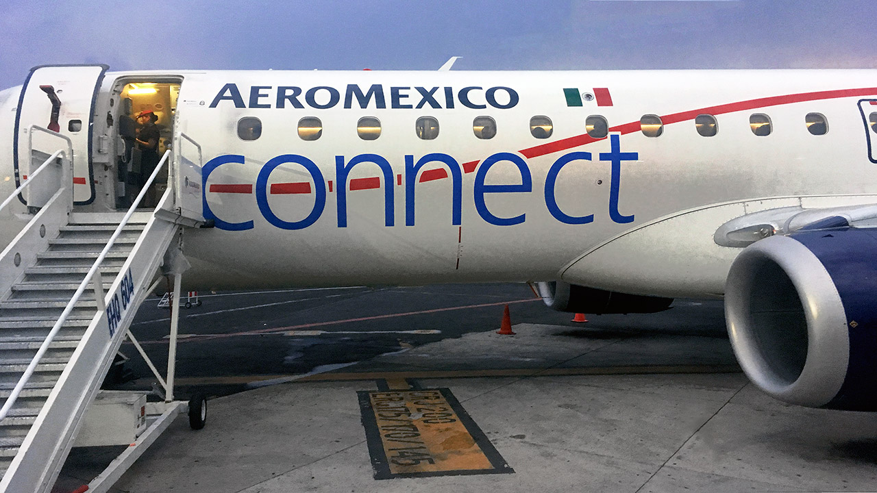 Aeroméxico prevé aumentar casi 30% sus vuelos internacionales en octubre