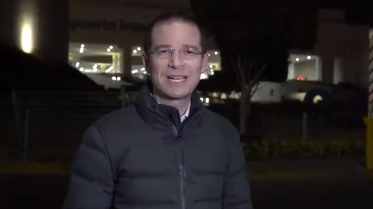 INE ordena a la PGR retirar comunicados y video sobre Anaya