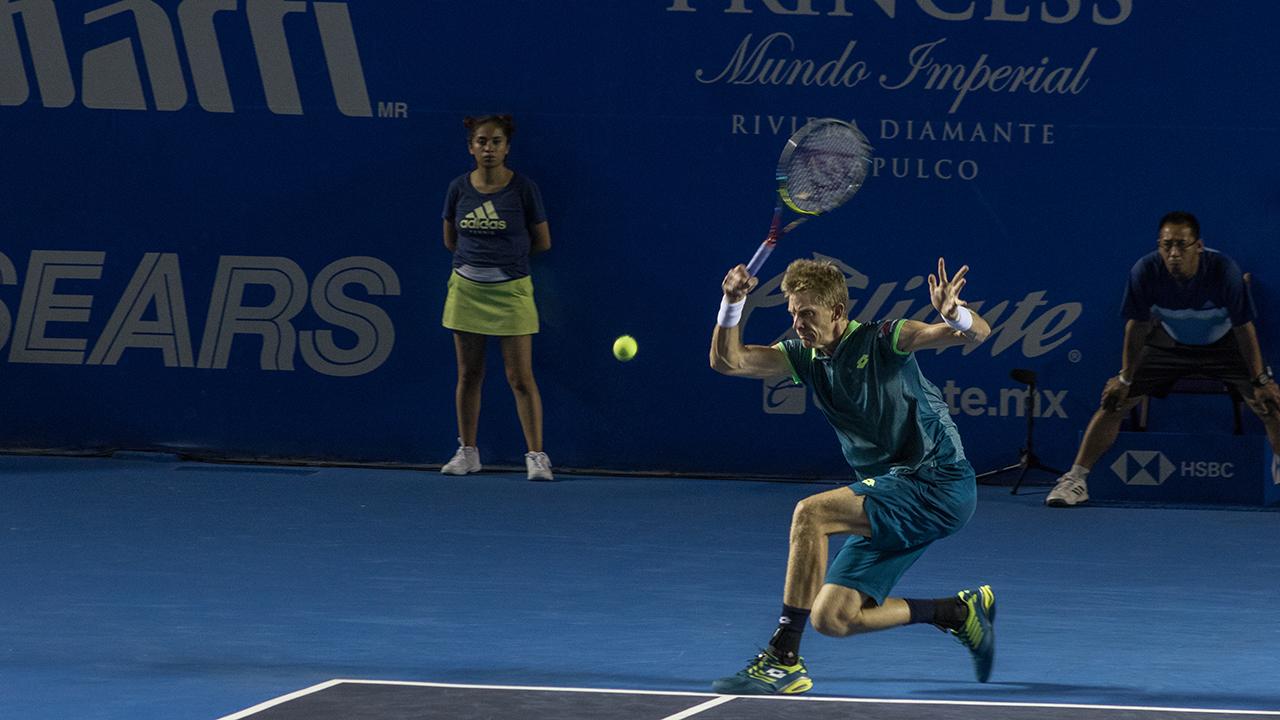 Kevin Anderson, Abierto Mexicano de Tenis, tenis, deporte, Acapulco